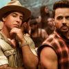 Daddy Yankee y Luis Fonsi en el video de Despacito