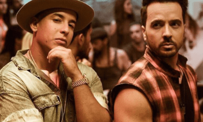 Daddy Yankee y Luis Fonsi en el video de Despacito