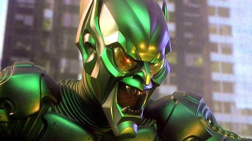 La Máscara Original De Duende Verde En Spider Man Es Simplemente