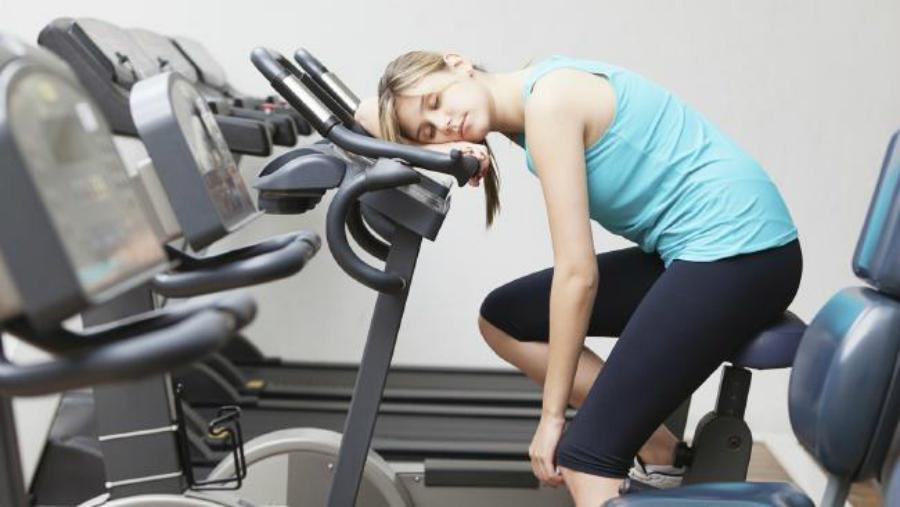 Napcercise es la nueva moda para bajar de peso