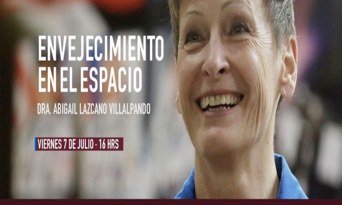 Agencia Espacial Mexicana y el Envejecimiento en el Espacio