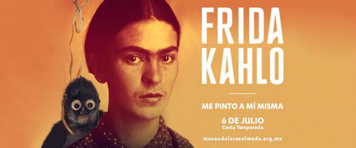 Exposición Frida Kahlo en el Museo Dolores Olmedo