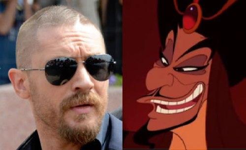 Guy Ritchie quiere a Tom Hardy para nuevo Jafar