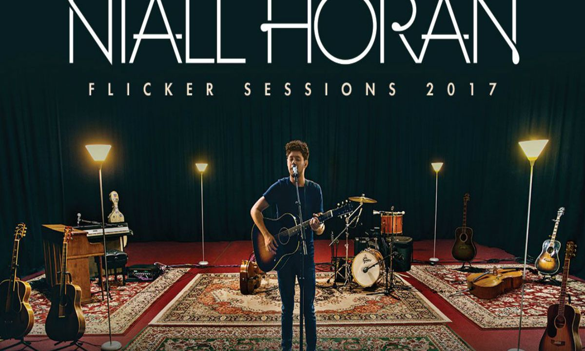 Niall Horan presenta Flicker Sessions en México