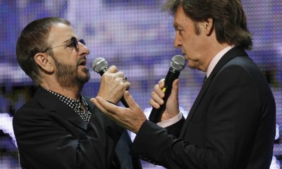 The Beatles, Ringo Starr, Paul McCartney, canción, rock, disco