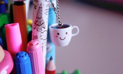 48 accesorios kawaii que querrás tener en la escuela o la oficina