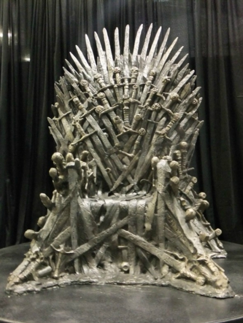 Game of Thrones, Trono de Hierro, Plaza Carso, Targaryen, Stark, HBO