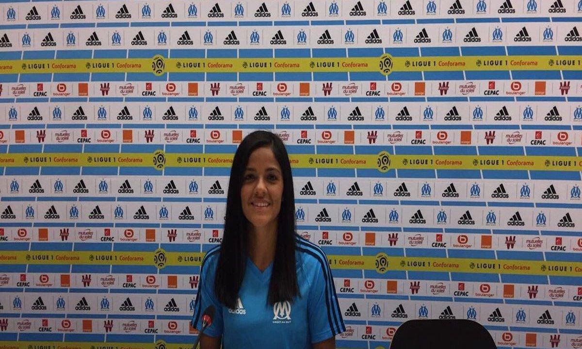 Cristina Ferral fichada por Olympique de Marsella