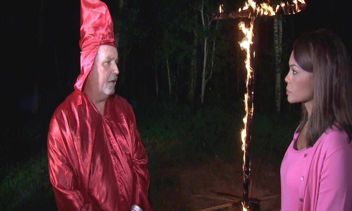 Ilia Calderón amenazada muerte integrante del Ku Kux Klan