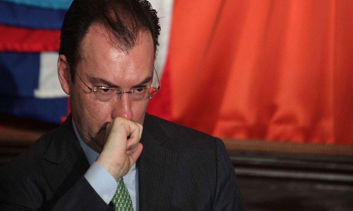 Tunden Videgaray Twitter defender Peña Maduro