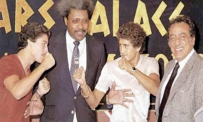 36 años Salvador Sánchez derrotó Wilfredo Gómez