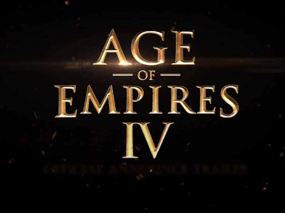 Logo de Age of Empires IV, para Windows