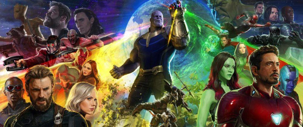 Póster de la película Avengers: Infinity War