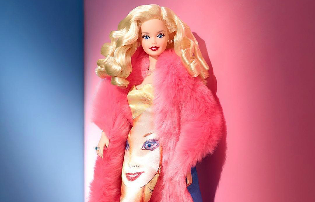 Llega la nueva barbie warhol 2017