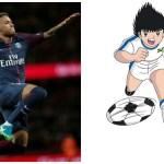 Nombran a Neymar el nuevo Oliver Atom