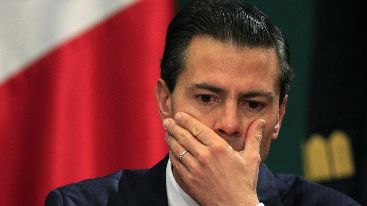 """Peña se equivoca """"El caliento global"""" Problema del mundo"""