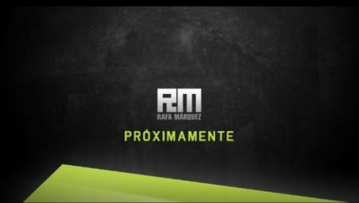 Eliminan la pagina web de Rafa Marquez