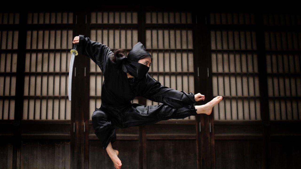 Japón tiene escasez de ninjas para entretener turistas