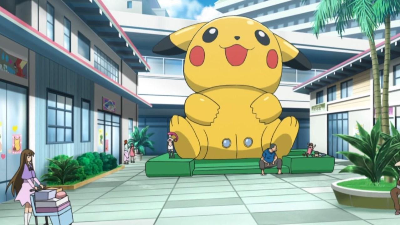 La vagina de Pikachu hizo un cameo en el anime