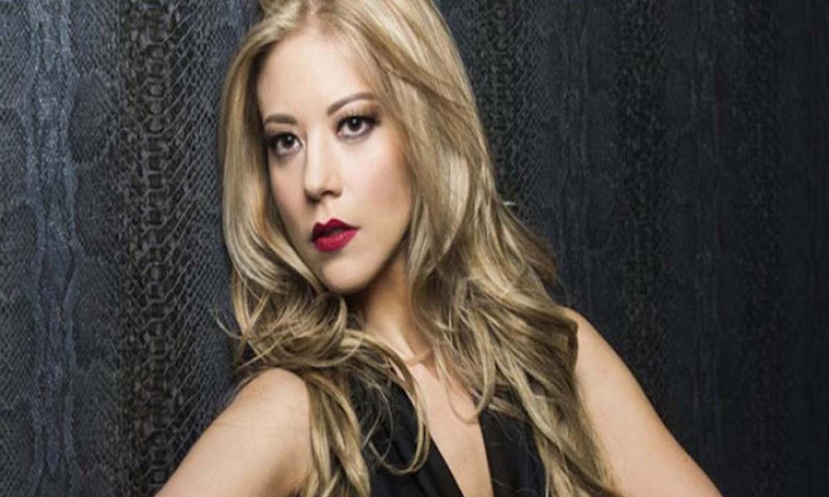 Fernanda Castillo sensual lencería El Señor de los Cielos