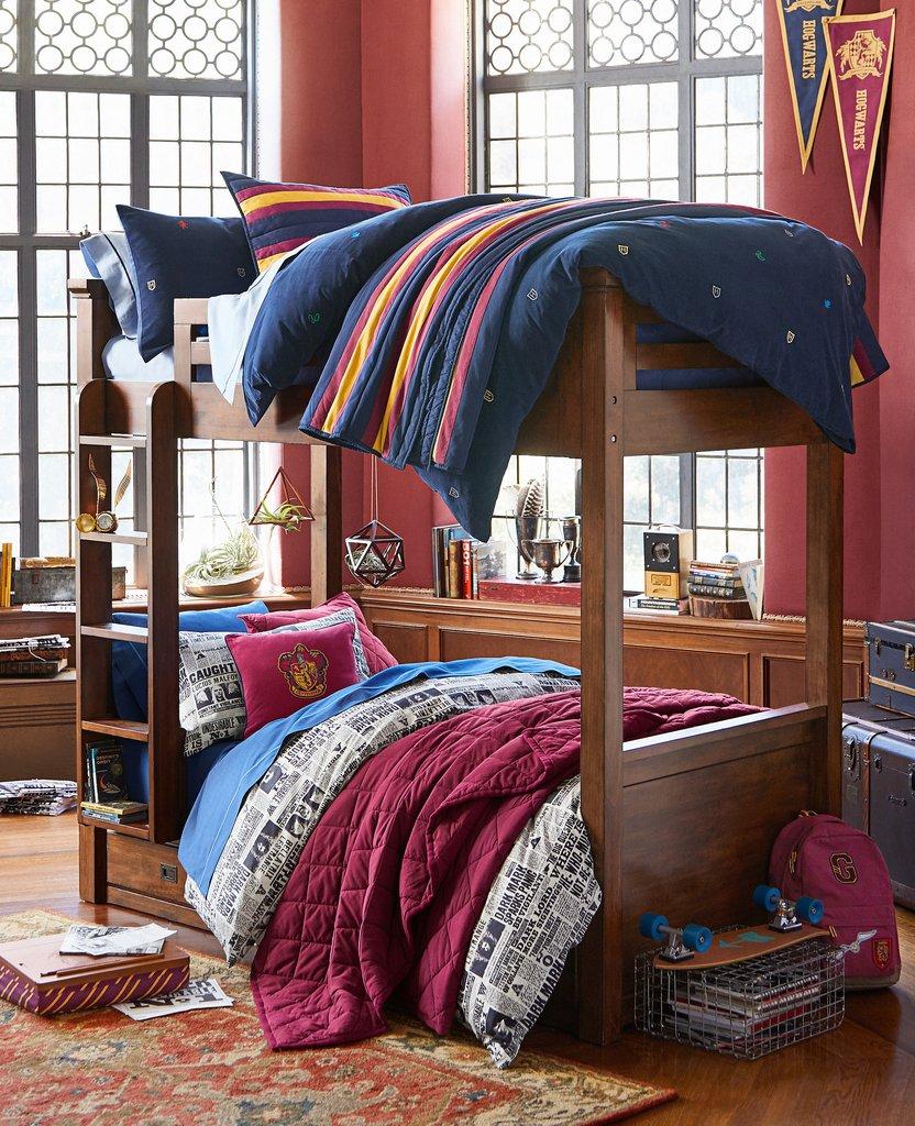 Accesorios para decorar tu cuarto inspirados hogwarts y for Harry potter cuartos decoracion