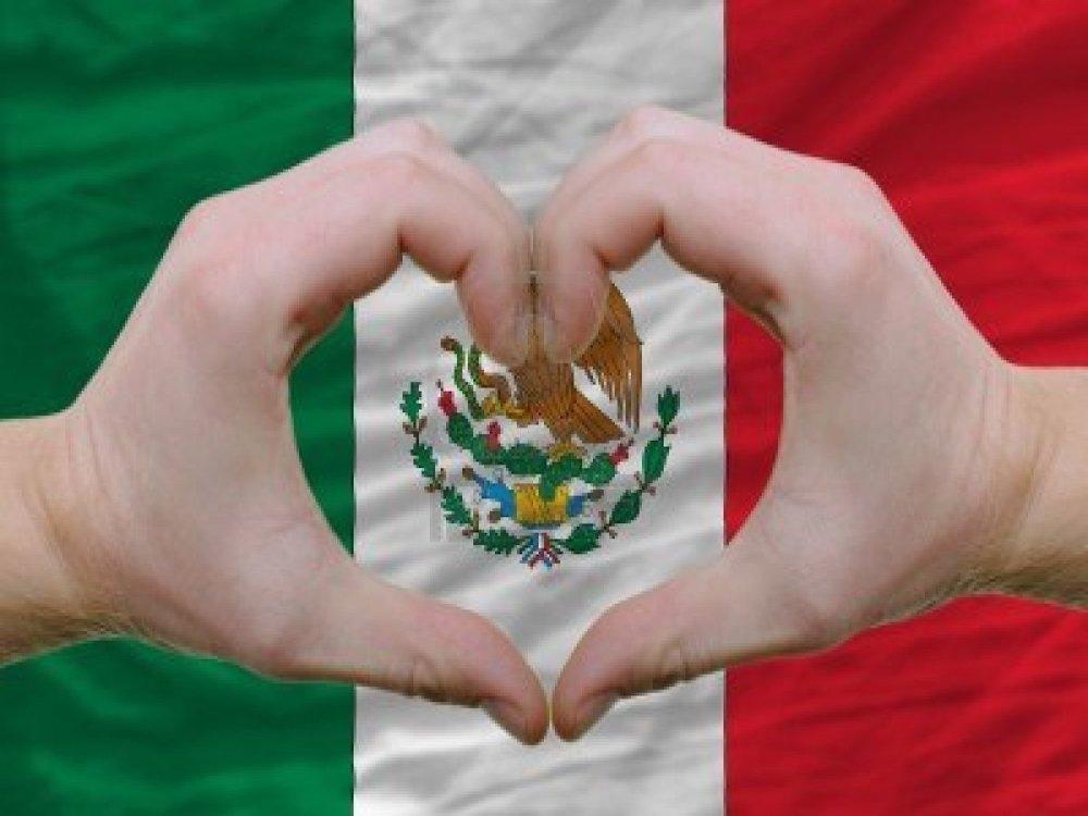 Varios famosos expresan solidaridad con México