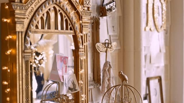 Colección de accesorios para decorar tu cuarto inspirados en Harry Potter
