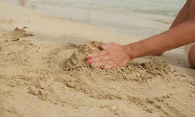 Existe un mercado negro para vender arena de playas a coleccionistas