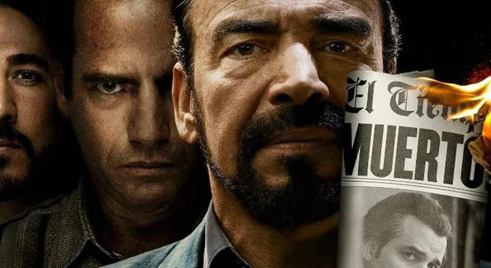 Damián Alcázar, Tercera Temporada, Narcos, Netflix, DEA, Drogas