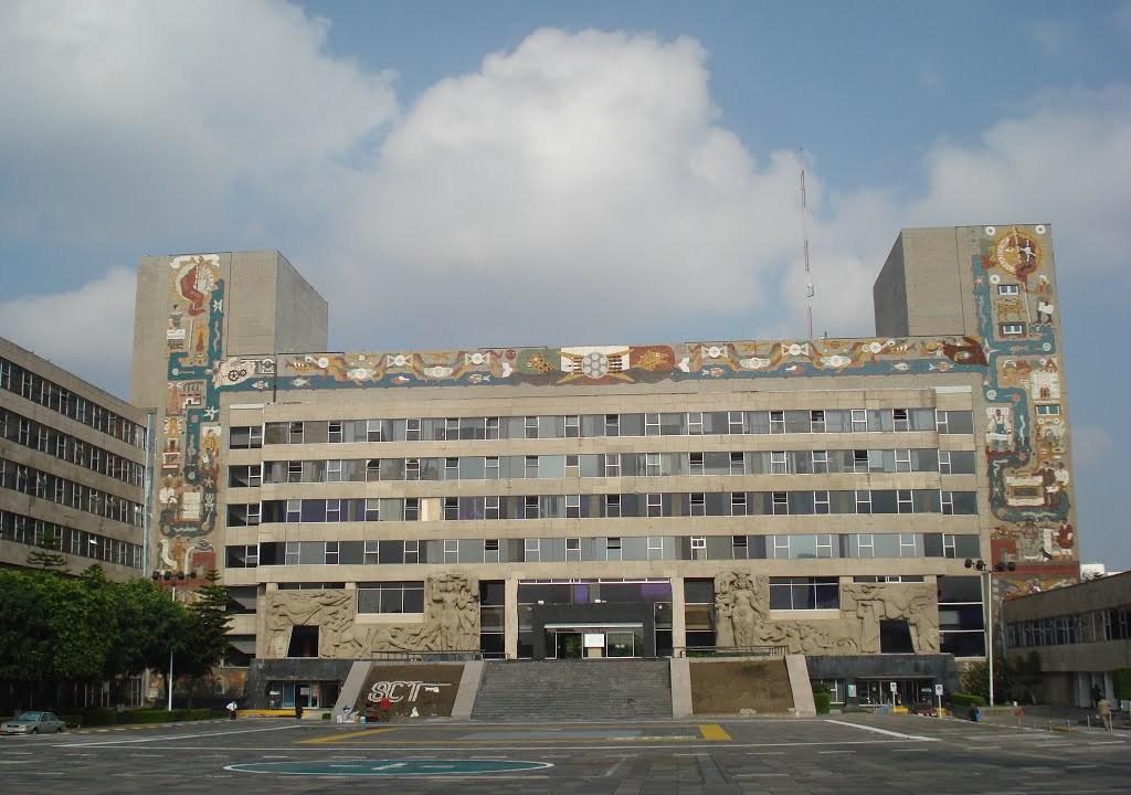 Secretaría de Comunicaciones y Transportes, Centro SCOP, SCT, Daños, Sismo, 19S