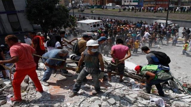Recomendaciones a seguir después de un sismo