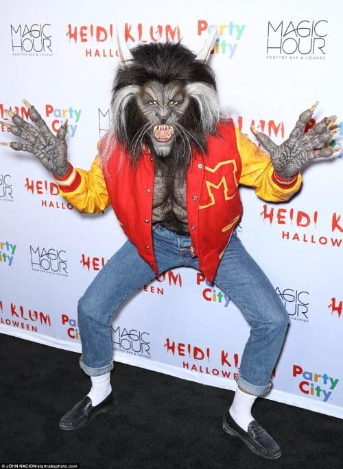 Neil Patrick Harris, Heidi Klum, Selena, Disfraces, Famosos, Halloween
