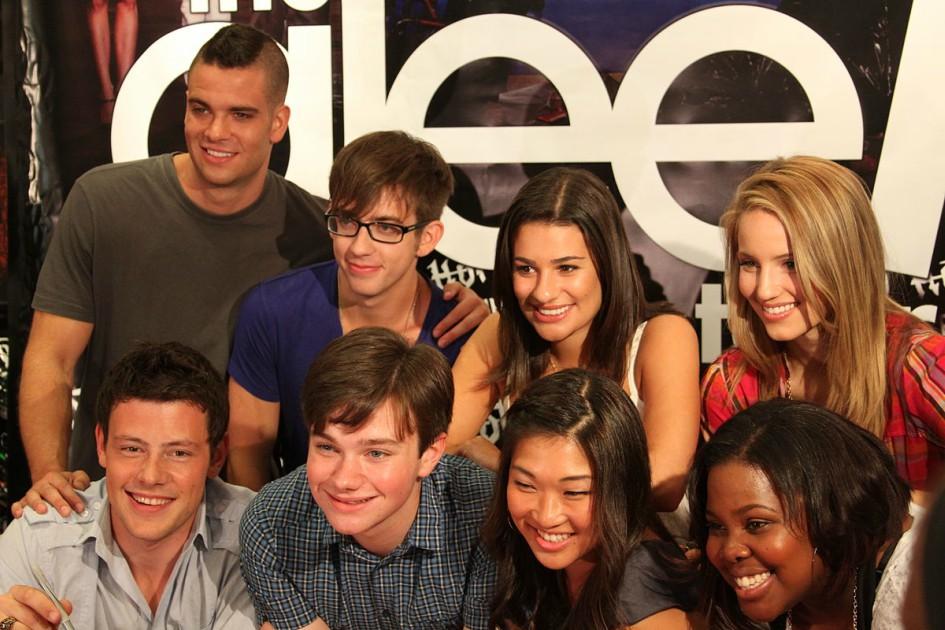 Actor serie Glee culpable de poseer pornografía infantil
