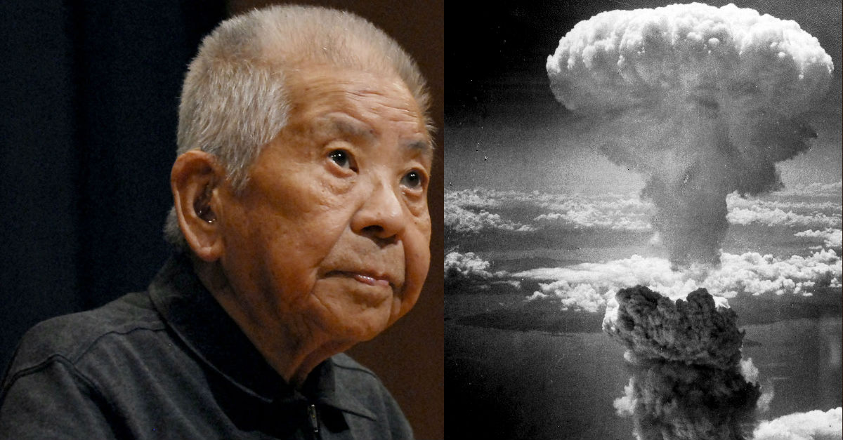 Sobreviviente Hiroshima