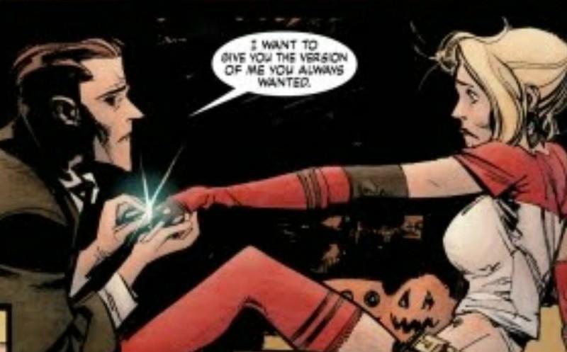 Joker propondrá matrimonio a Harley Quinn