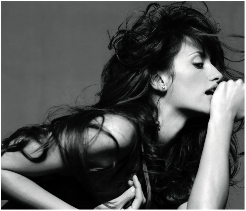 Penélope Cruz, 43 Años, Posó Desnuda, Desnuda, Esquire, Instagram