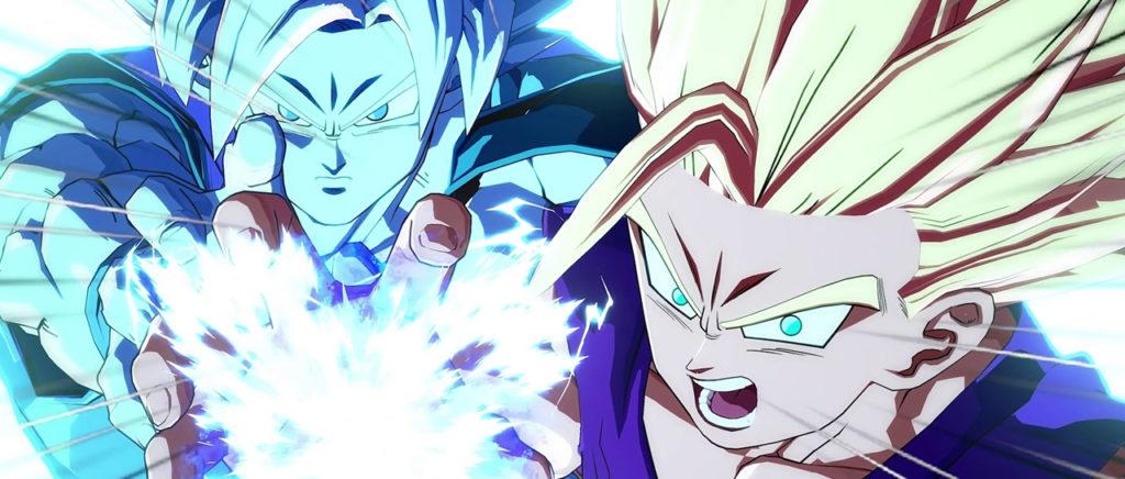 Gohan muestra su poder en un avance de Dragon Ball FighterZ