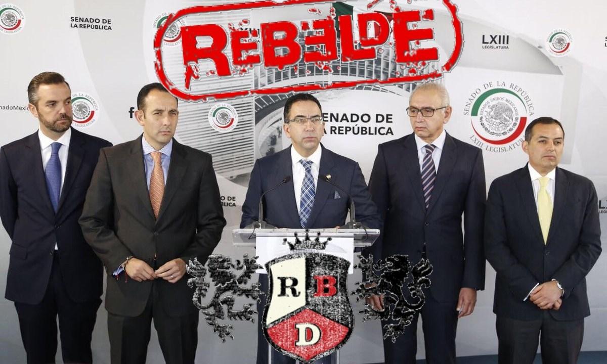 Los Rebeldes del PAN, Javier Lozano