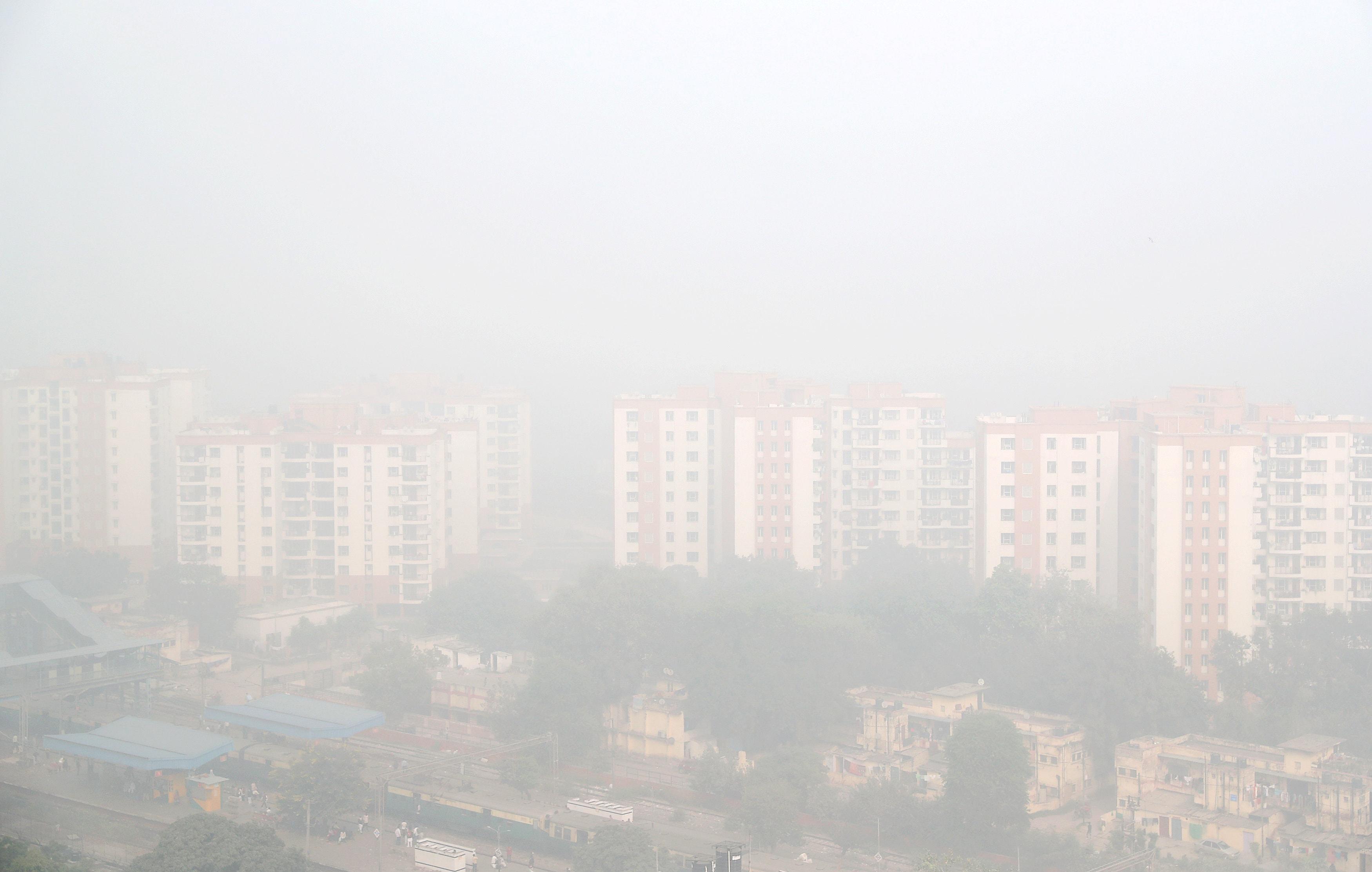 SmogDelhi