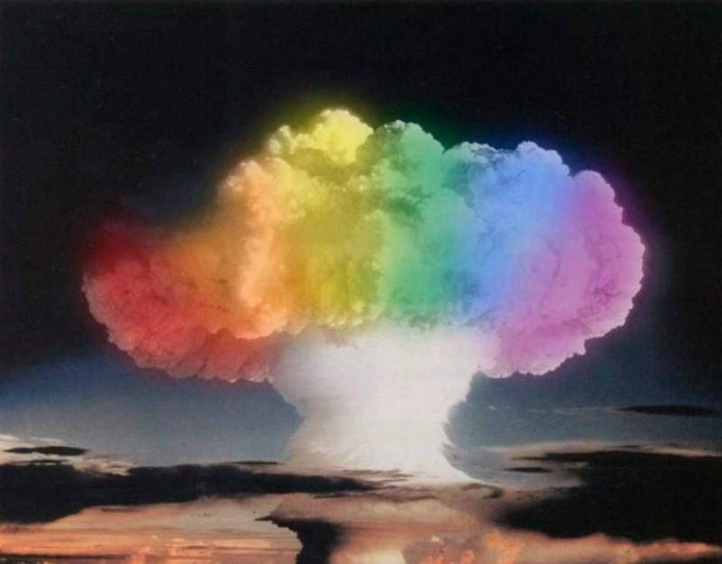Estados Unidos propuso la creación de una bomba gay