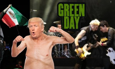 Corona Capital, Green Day, Donald Trump, Viva México, Concierto, Trump