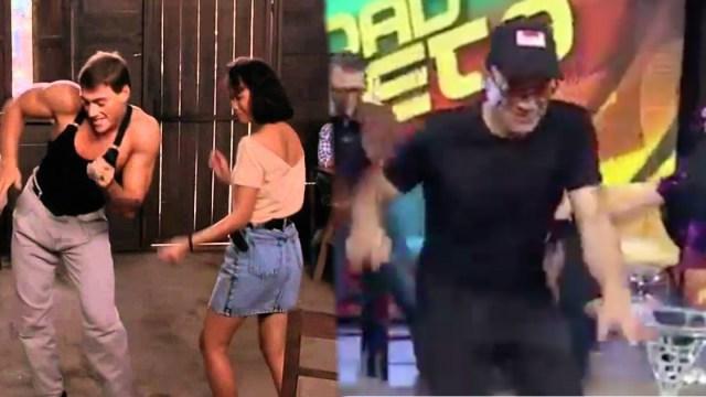 Jean Claude Van Damme, Baile Van Damme, Programa Hoy, La Mole, Van Damme, Hoy