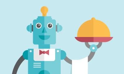 Robot-mesero