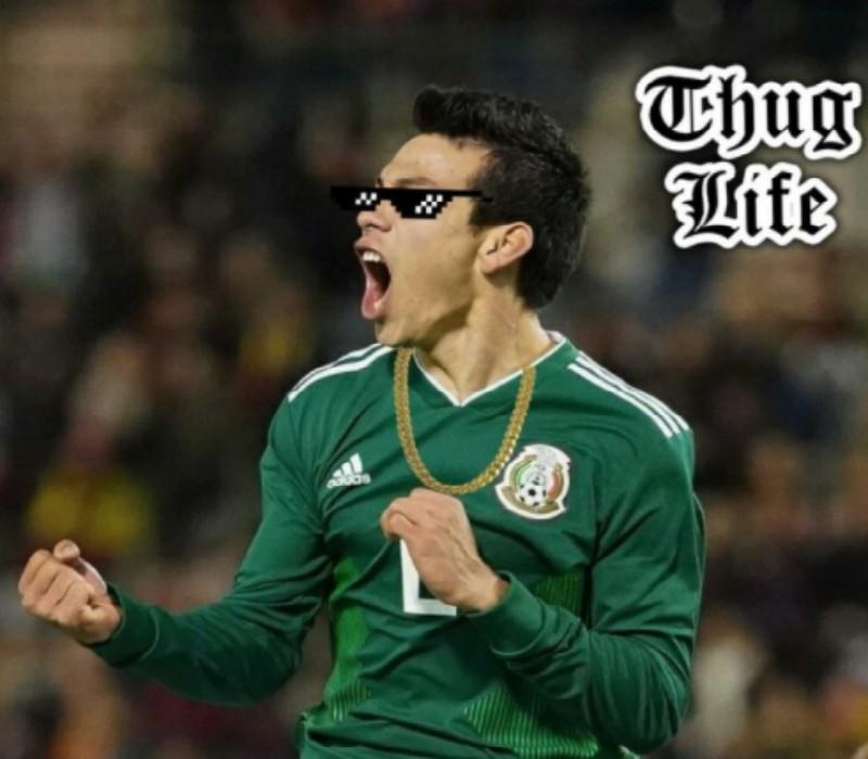 Chucky Lozano y el empate para la Selección Mexicana