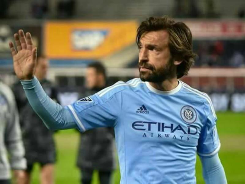 Andrea Pirlo dijo adiós y se retiró del futbol