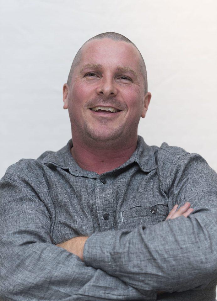 Transformación de Christian Bale para interpretar a Dick Cheney