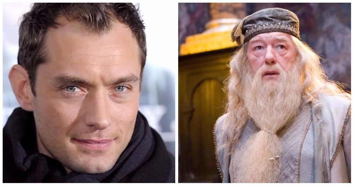 Jude Law interpretará a Dumbledore en la secuela de Animales Fantásticos