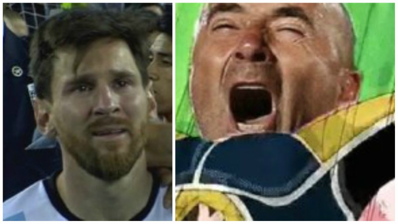 Argentina pierde con Nigeria y los memes también los golean