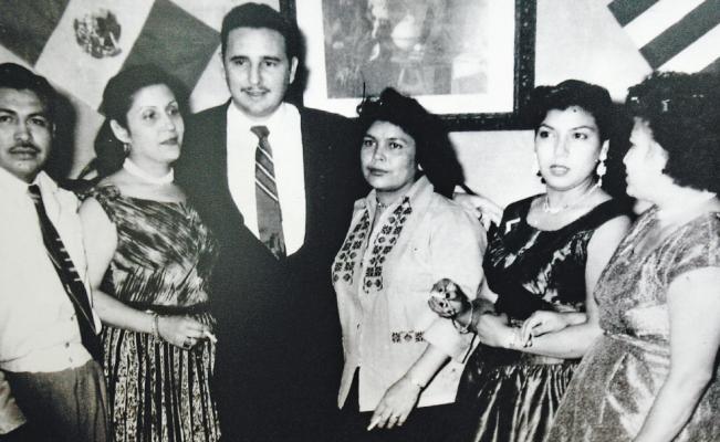 Fidel_Castro_México