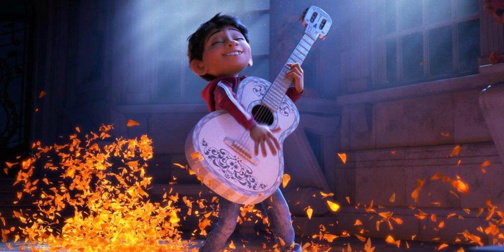 Coco de Disney Pixar rompió récord en México